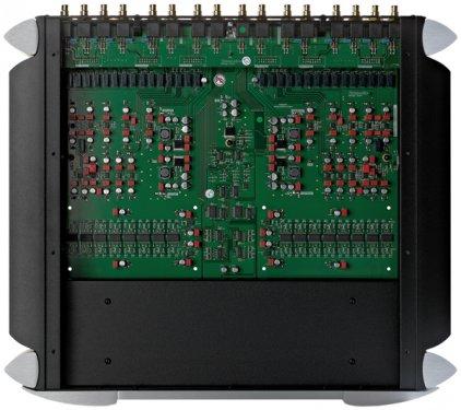 SIM Audio MOON 850P RS silver (синий дисплей)