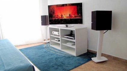 Стойки под акустику Dynaudio Stand 6 high gloss white
