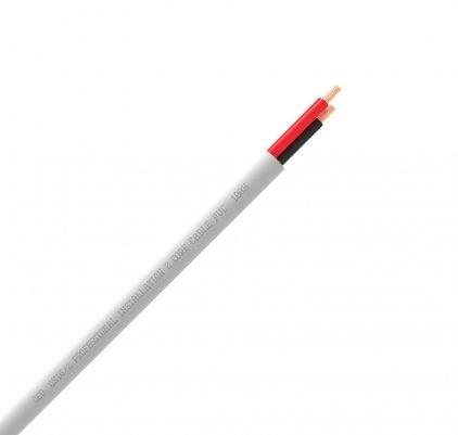 QED QX 16/2 PVC WHITE