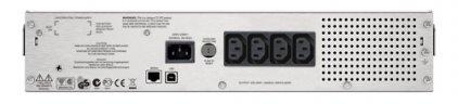 APC Smart-UPS SMC1000I-2U 1000VA black