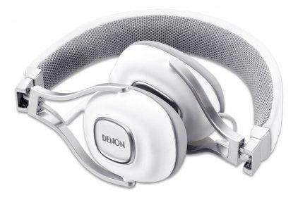 Наушники Denon AH-MM200 white