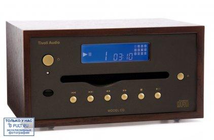 Tivoli Audio Model CD walnut/gold (MCDWLGB)