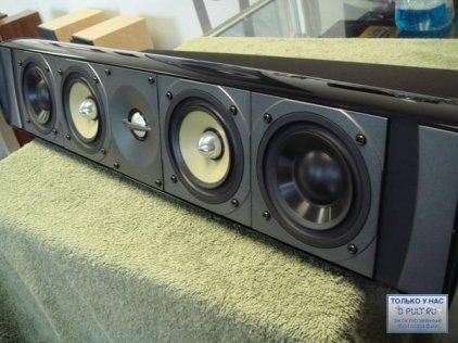 Настенная акустика Paradigm Millenia 20 LCR black chrome