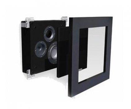 Monitor Audio Soundframe 3 On Wall black