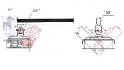 Крепёж для проектора Wize WTH87150