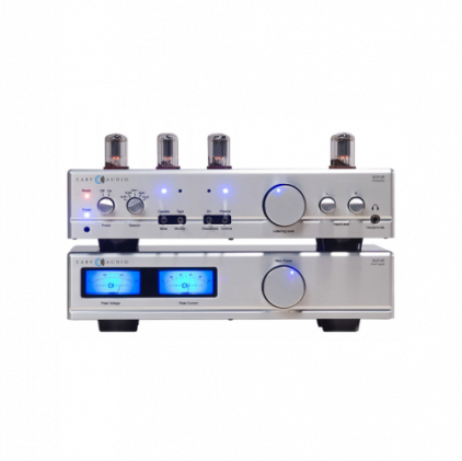 Cary Audio SLP 05 silver