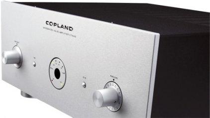 Стереоусилитель Copland CTA 405A silver