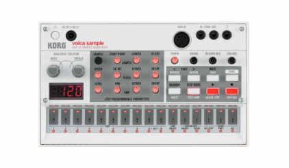 Грувбокс KORG Volca sample