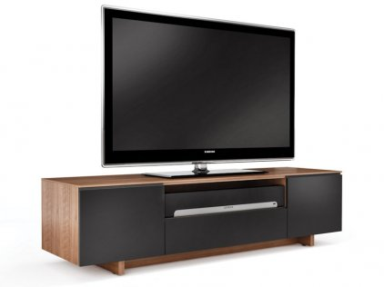 Подставка под ТВ и HI-FI BDI Nora 8239 natural walnut