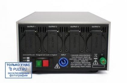 Сетевой фильтр Isol-8 Substation LC black