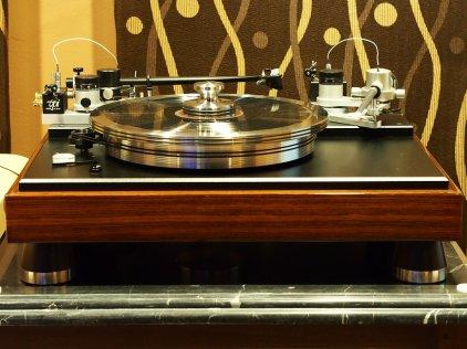 VPI Harry's Classic / JMW-12 Arm + JMW-10 Arm piano rosewood
