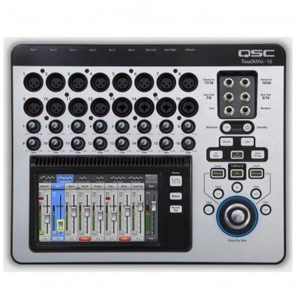 Микшер QSC Touchmix-16