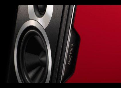 Полочная акустика Sonus Faber Chameleon B classic black leather