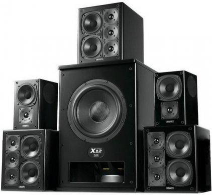 Настенная акустика MK Sound S-150T black