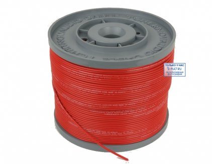 Tchernov Cable Mounting Wire Red (Spool)