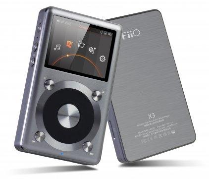 FiiO X3 II titanium