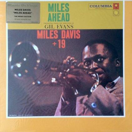 Miles Davis MILES AHEAD (MONO)