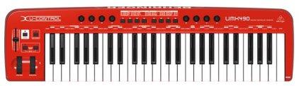 Клавишный инструмент Behringer UMX490