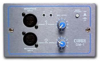 Панель cloud DM-1 Настенная панель удаленного управления