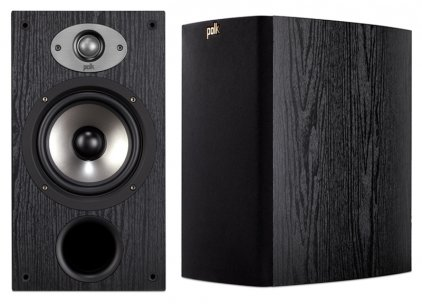 Polk Audio TSx 220B black