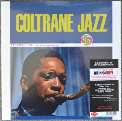 John Coltrane COLTRANE JAZZ (180 Gram)