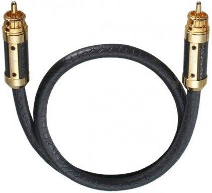 Кабель межблочный аудио Oehlbach 13825 RCA-RCA 0.5m