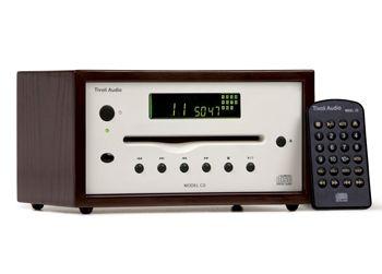 CD-проигрыватель Tivoli Audio Model CD black/silver (MCDBLKB)