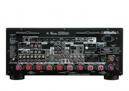AV ресивер Onkyo TX-NR3030 silver