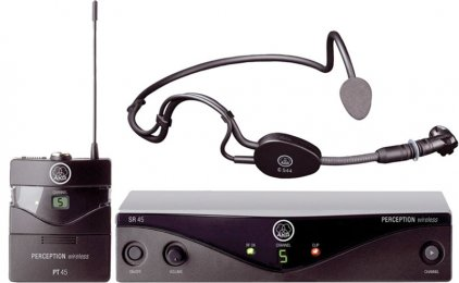 AKG Perception Wireless 45 Sports Set BD U1