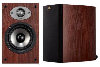 Полочная акустика Polk Audio TSx 110B black