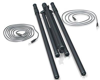 Стойка HK Audio HK AUDIO L.U.C.A.S. Nano 300 Add On Package 2 Набор аксессуаров для комплекта Nano 300, включает подставки и спикер кабели