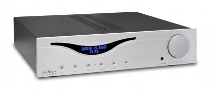 Audia Flight Three S USB DAC silver