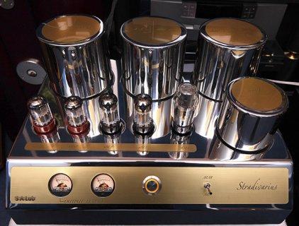 S.A. Lab Stradivarius Phono MM/MC Luthier Series