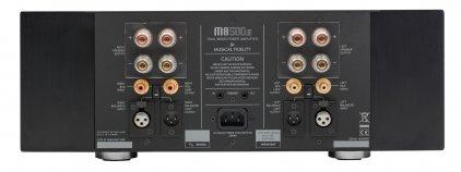 Musical Fidelity M8-500s black