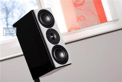 Полочная акустика System Audio SA Mantra 10 Black Ash
