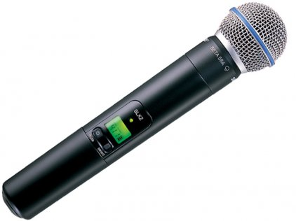 Shure SLX24/58 L4E 638-662 MHz вокальная радиосистема