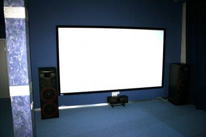 "Экран Vutec VU-EASY (9:16) 123"" 152x272 BriteWhite (натяжной)"