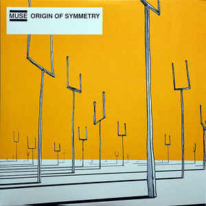 Muse ORIGIN OF SYMMETRY (180 Gram)