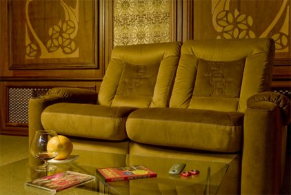 Home Cinema Hall Elit Консоль увеличенная с баром (охлаждающий элем