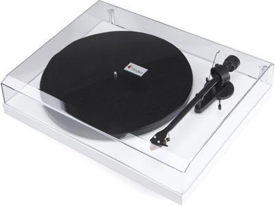 Проигрыватель винила Pro-Ject Debut Carbon (DC) white (Ortofon OM10)