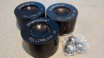 Symposium Acoustics Rollersblock JR. Carbide ball+ (3 шт.)