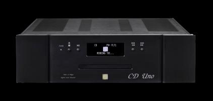 Unison Research UNICO CD UNO Black