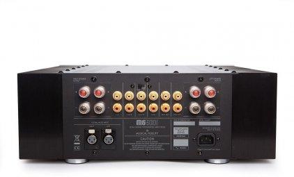 Musical Fidelity M6 500i black