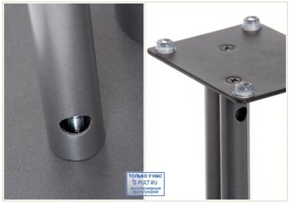 Стойки под акустику Atacama Nexus 7i silver