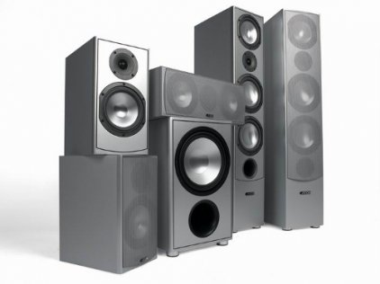 Напольная акустика Canton GLE 496 silver