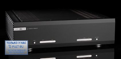 Musical Fidelity M6PRX black