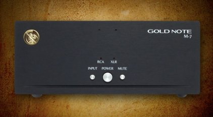 Gold Note M-9
