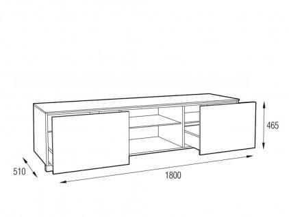 MD 508-1812 Planima черный/дымчатое стекло