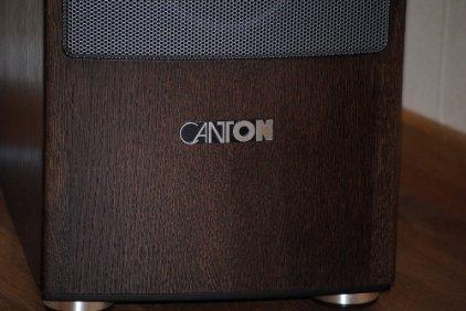 Напольная акустика Canton Ergo 670 wenge (пара)