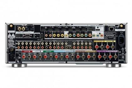 AV ресивер Marantz SR6010 black